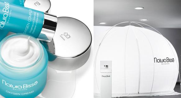 Oxygen cream et le fameux Bubble Pure Air